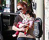Slide Photo of Katherin Heigl Carrying Naleigh Around LA
