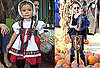 Photos of Jessica Alba, Honor Warren and Cash Warren Heading to a Halloween Party in LA