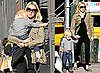 Photos of Naomi Watts And Alexander Schreiber in NYC