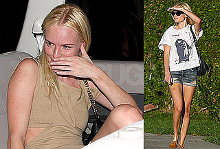 Photos of Kate Bosworth With Alexander Skarsgard in LA