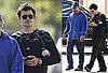 Photos of Orlando Bloom Leaving Lunch in LA