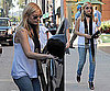 Photos of Sarah Michelle Gellar in LA 2009-10-19 12:30:00