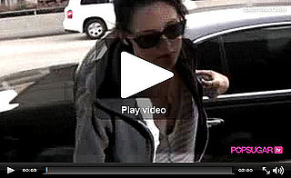 Video of Kristen Stewart's Whirlwind Trip to LA!