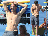 Photos of Shirtless Adrien