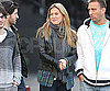 Slide Photo of Bar Refaeli Shopping With Friends in SoHo