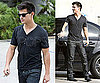 Photos of Twilight Star Taylor Lautner Out in LA