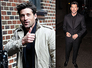 Photos of Patrick Dempsey Leaving the Late Show Studios in NYC