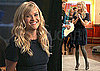 Photos of Reese Witherspoon Visiting Good Morning America to Talk About Avon Foundation for Women