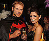 Slide Photo of Kellan Lutz and Ashley Greene Hosting Halloween Party in Las Vegas