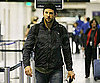 Slide Photo of Bradley Cooper Leaving LA and Flying to Vancouver