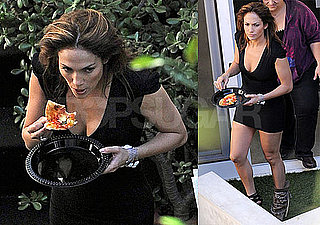 Photos of Jennifer Lopez at a Photo Shoot in LA 2009-11-04 05:00:00