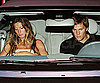 Slide Photo of Pregnant Gisele Bundchen and Tom Brady in Miami Out to Dinner