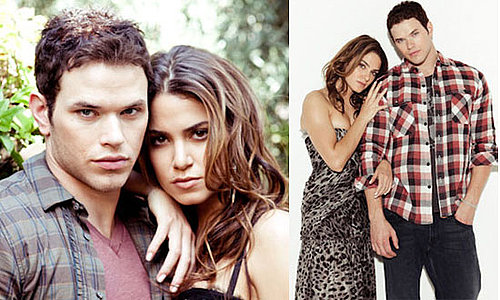 Photos of Kellan Lutz and Nikki Reed Inside December's Nylon Magazine