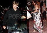 Photos of Tom and Gisele