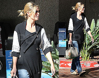 Photos of Heidi Klum Running Errands in LA With Bodyguard