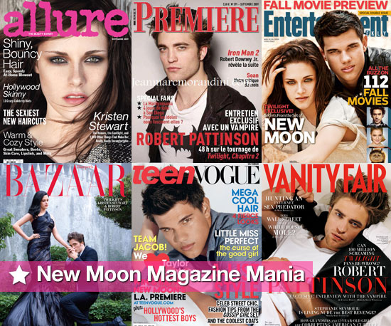 New Moon Magazine Mania!