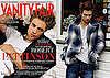 Photos of Robert Pattinson in Vanity Fair