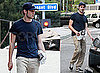Photos of Adam Brody Running Errands in LA