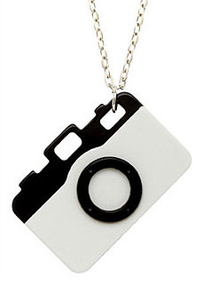 Camera Obscura Necklace Shows Off Your Photography Pride