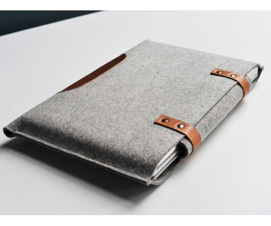 Wool Laptop Sleeve Images