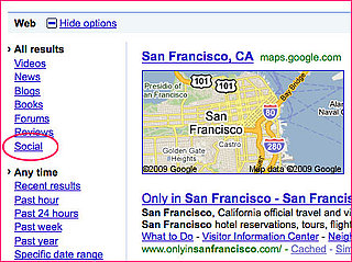 Google Launches Social Search