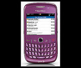 Sprint's New BlackBerry Curve 8530 in Royal Purple