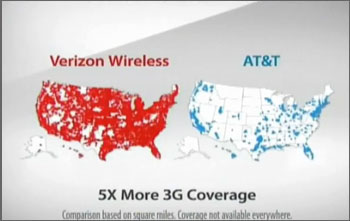 "AT&T Sues Verizon over ""There's a Map For That"" Commercials"