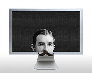 Hilarious Mustache Screen Saver