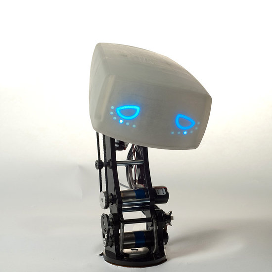 Photos of the AIDA Car Robot