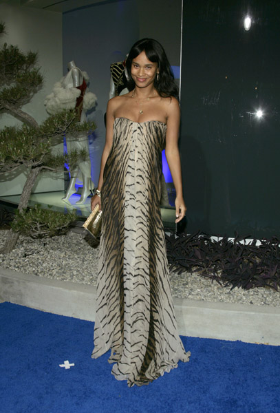 2008, Alexander McQueen Los Angeles Flagship Launch Party