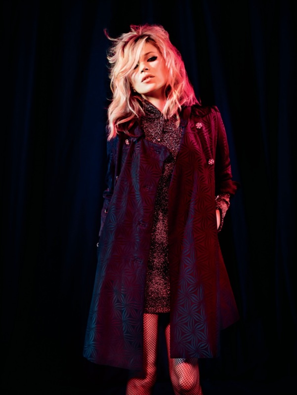 Kate Moss For Topshop Christmas Collection