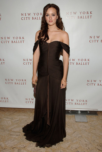 2007, New York City Ballet Opening Night Gala