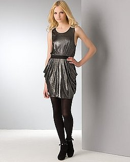 Metallic Holiday Party Dress by Aqua