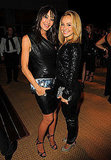 Tamara Mellon and Hayden Panettiere
