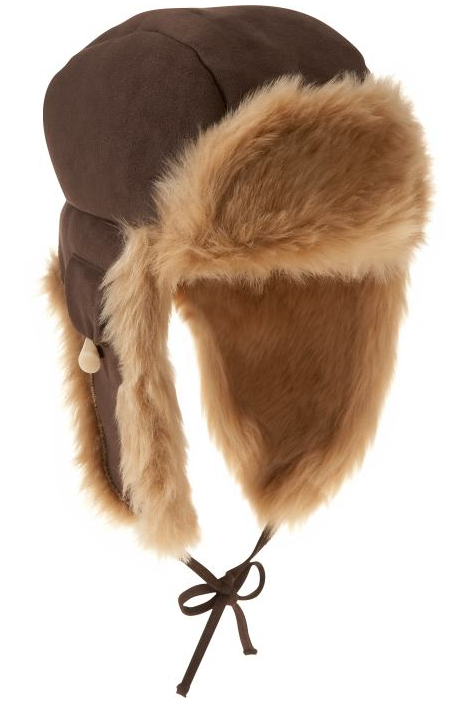 GAP Faux-Fur Trapper Hat