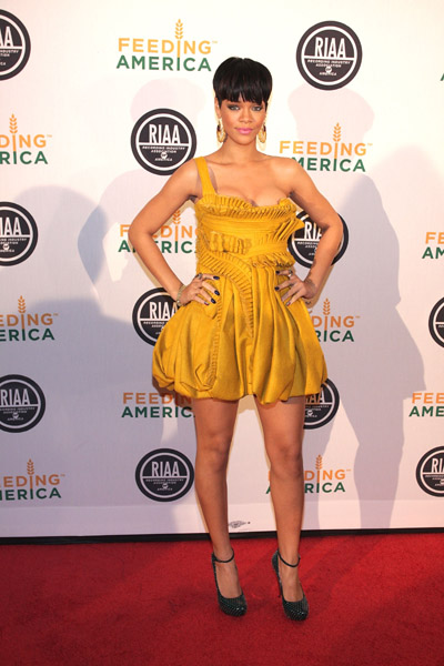 2009, RIAA and Feeding America Inauguration Charity Ball