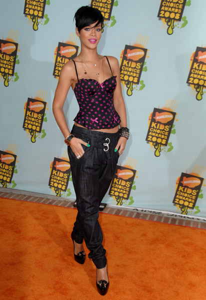 2008, Kids' Choice Awards
