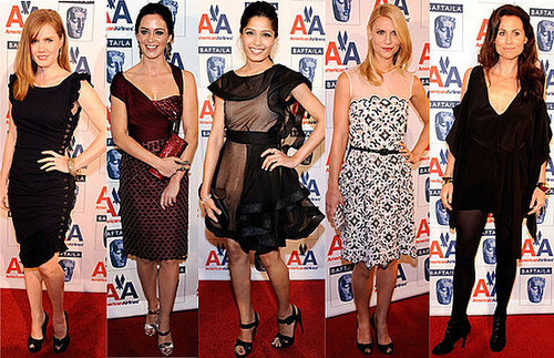 Red Carpet Looks From 18th Annual Britannia Awards in LA 2009-11-07 07:33:22