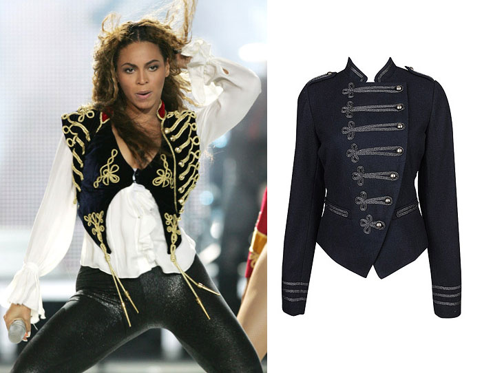 Beyonce Knowles Signature Fashion/Style