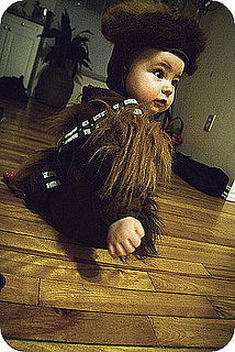A Baby Wookiee Costume From Star Wars