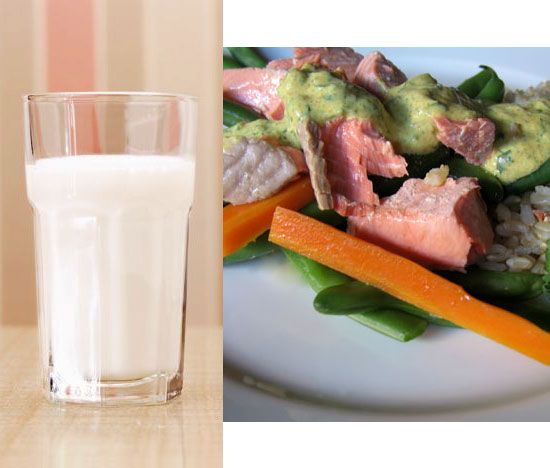 Get Your Daily RDI of Calcium and Vitamin D