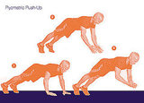 Plyometric Push-Up