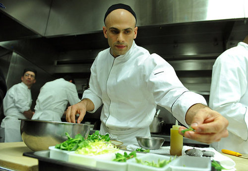 White House Chef Sam Kass Spreads Healthy Eating Lessons
