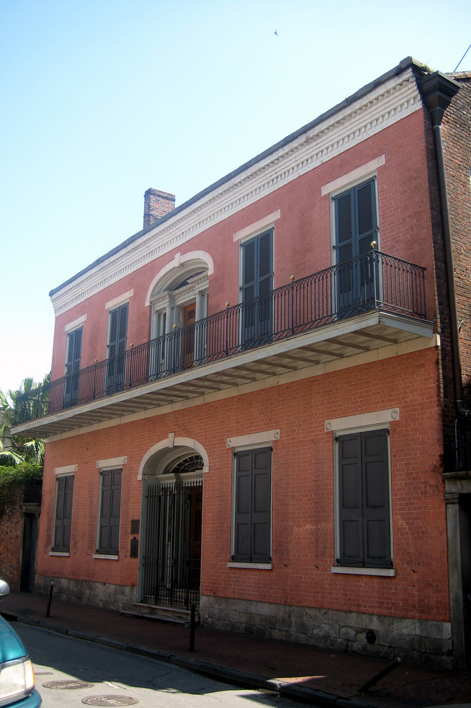 The Hermann-Grima House