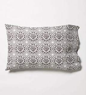 The Anthropologie Leaf Medallion Sheet Set ($149 - $168) offers a near match.