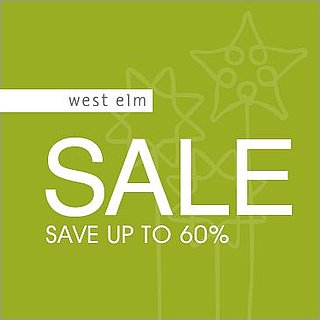 Sale Alert: Up to 60% Off at West Elm