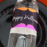 These Printable Halloween Bottle Labels ($3) will perk up any old Poland Spring bottle.