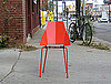 Cool Idea: Blu Dot Chairs Go Curbside