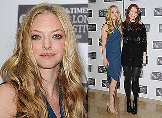 Photos of Amanda Seyfried and Julianne Moore at Chloe Photocall For London Film Festival