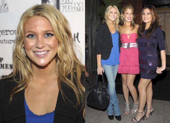 Photos of Stephanie Pratt DUI at Holly Montag's Party